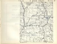 Bear Creek T10N-R3E, Sauk County 1953
